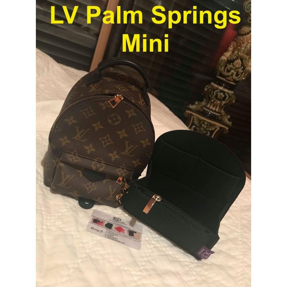 LV Palm Springs Backpack Mini