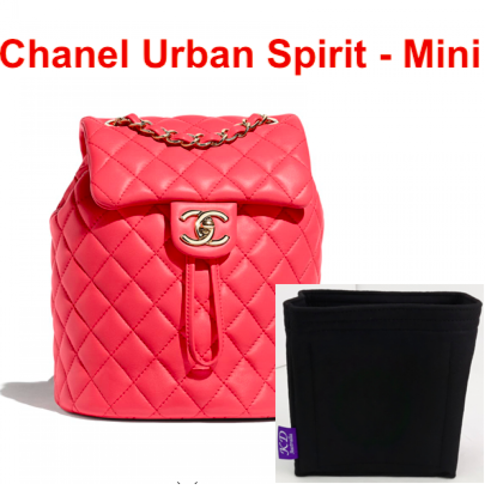 7e87665aa3a4 Chanel Urban Spirit Backpack Large Size | The Shred Centre