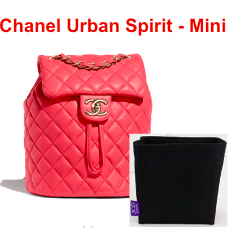 Chanel Urban Spirit Backpack - Mini - (Ref A69964)