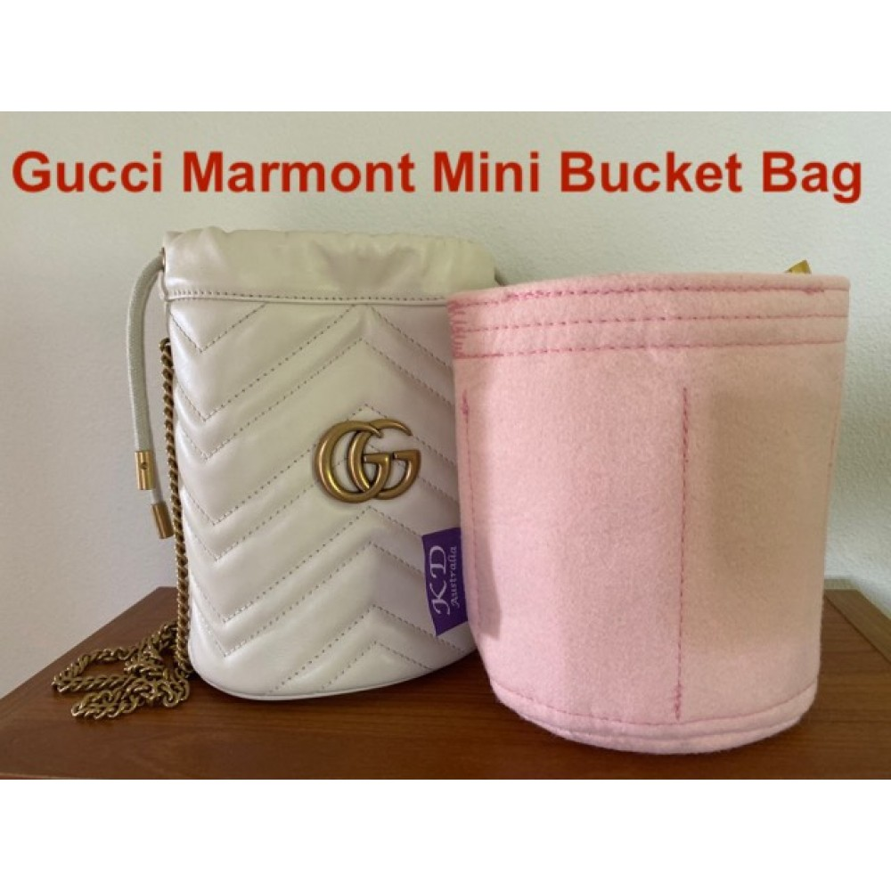 Gucci Marmont Mini Bucket Bag