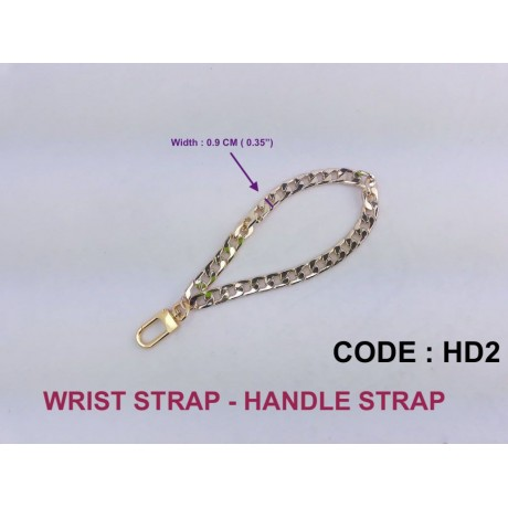 "Wrist Strap - Handle Strap - Width 7MM (0.27"") or 9MM (0.35"")"