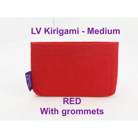 LV Kirigami ( Medium size ) With Grommets