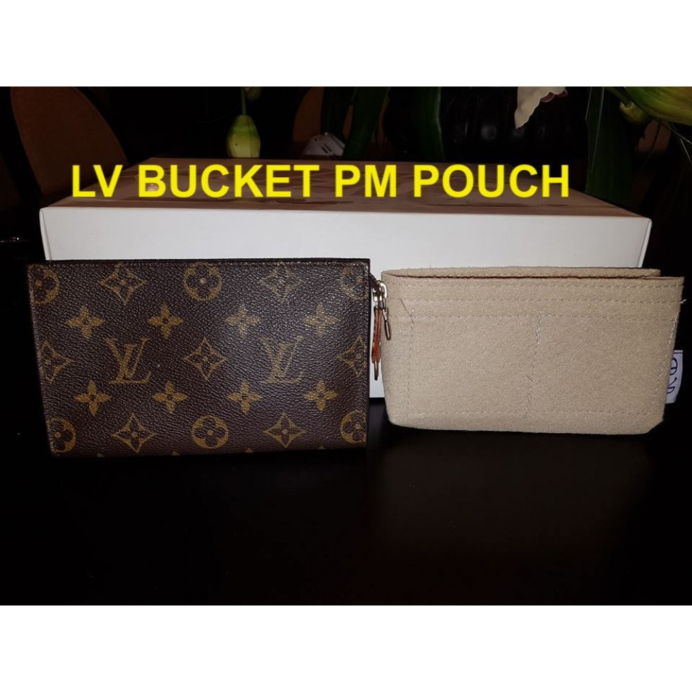 LV Bucket PM Pouch