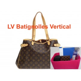 LV Batignolles Vertical Bag