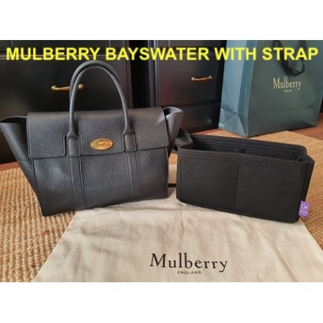 Mulberry Bayswater with strape