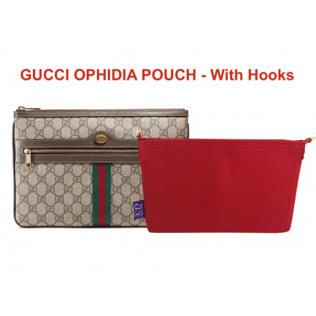 Gucci Ophidia Pouch ( with Hooks )