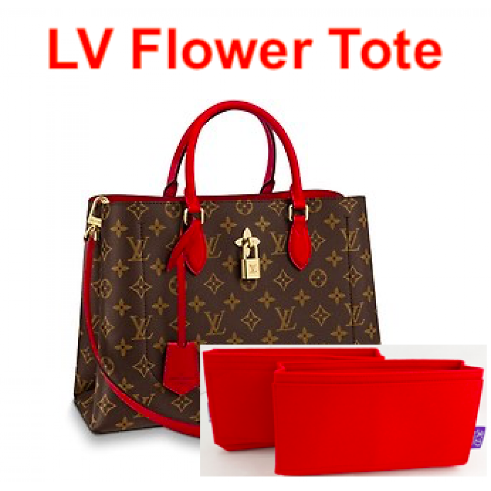 LV Flower Tote