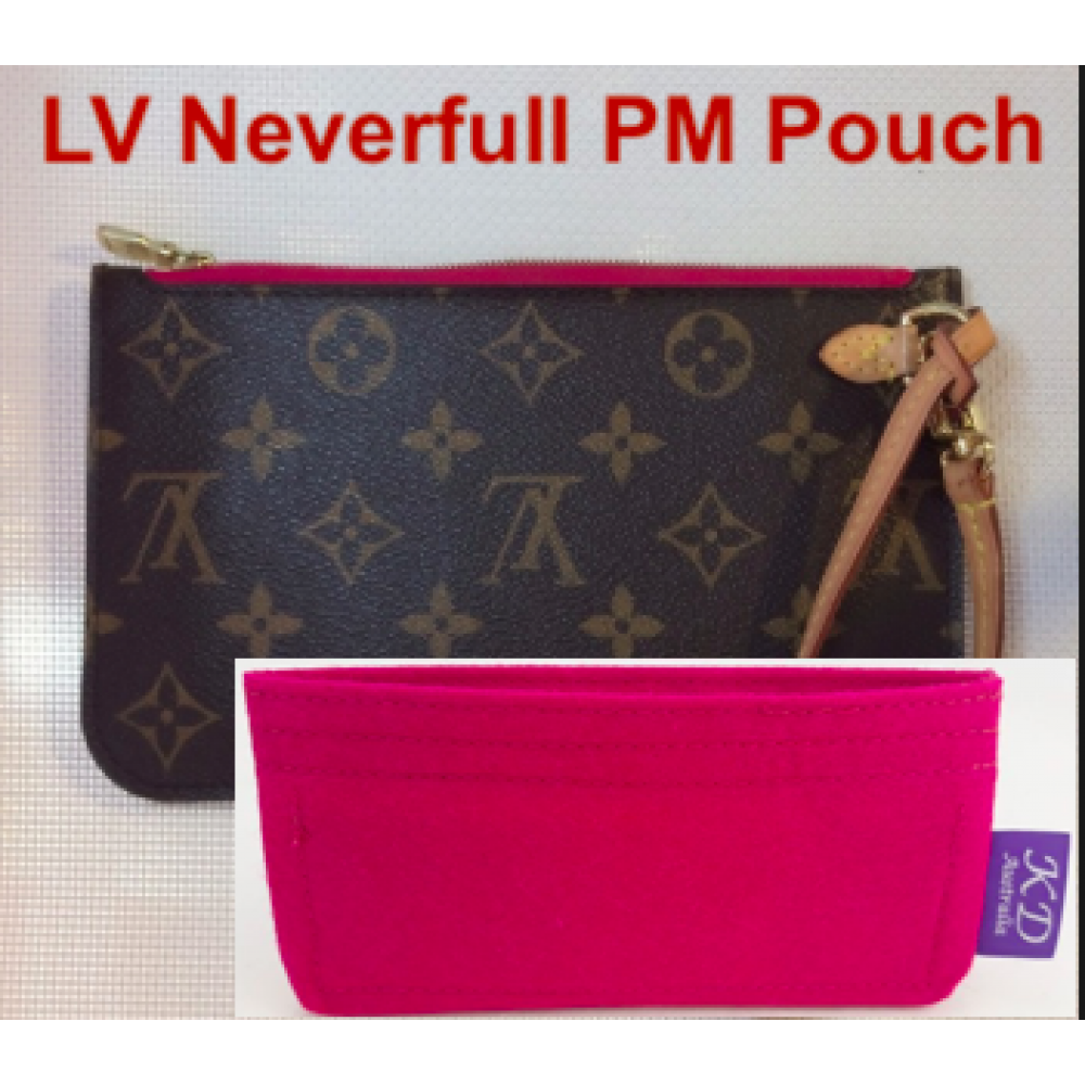 LV Neverfull Pouch ( for PM pouch )