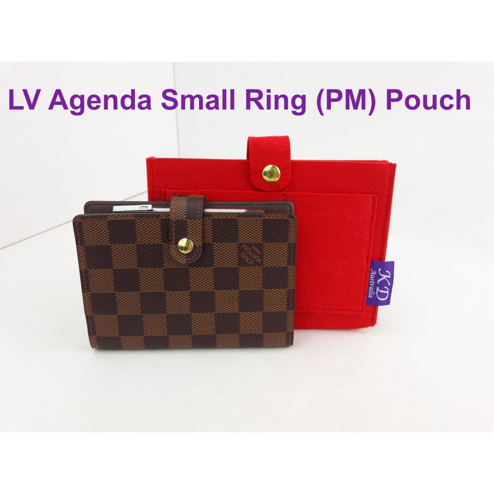 LV Agenda Small Ring (PM) Pouch