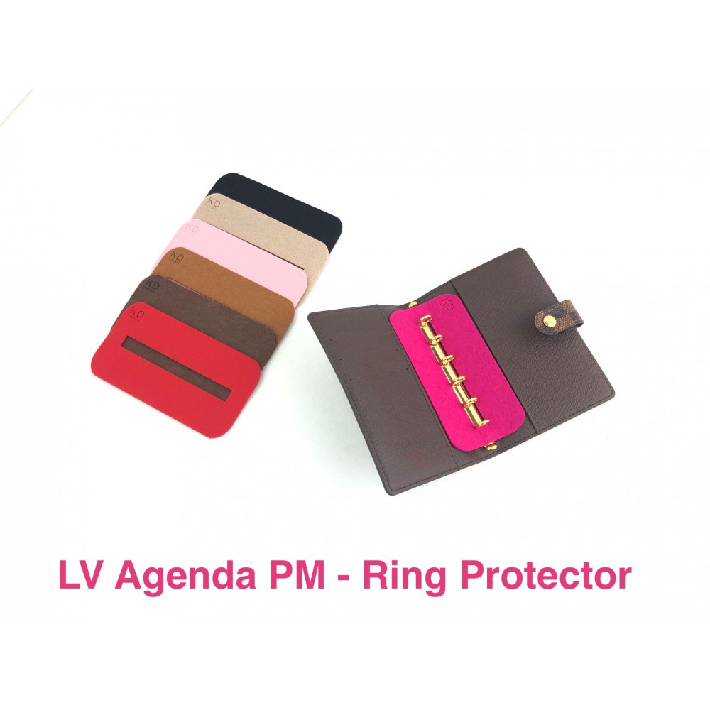 LV Agenda Small Ring (PM) - Ring Protector