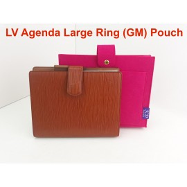 LV Agenda Large Ring (GM) Pouch