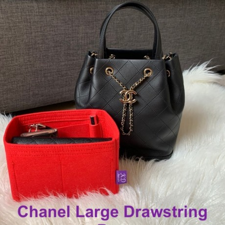 Chanel Large Drawstring Bag (Ref AS1099 )