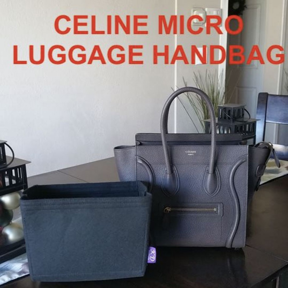 Celine Micro Luggage Handbag