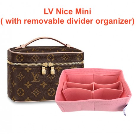 LV Nice Mini - With Removable Divider