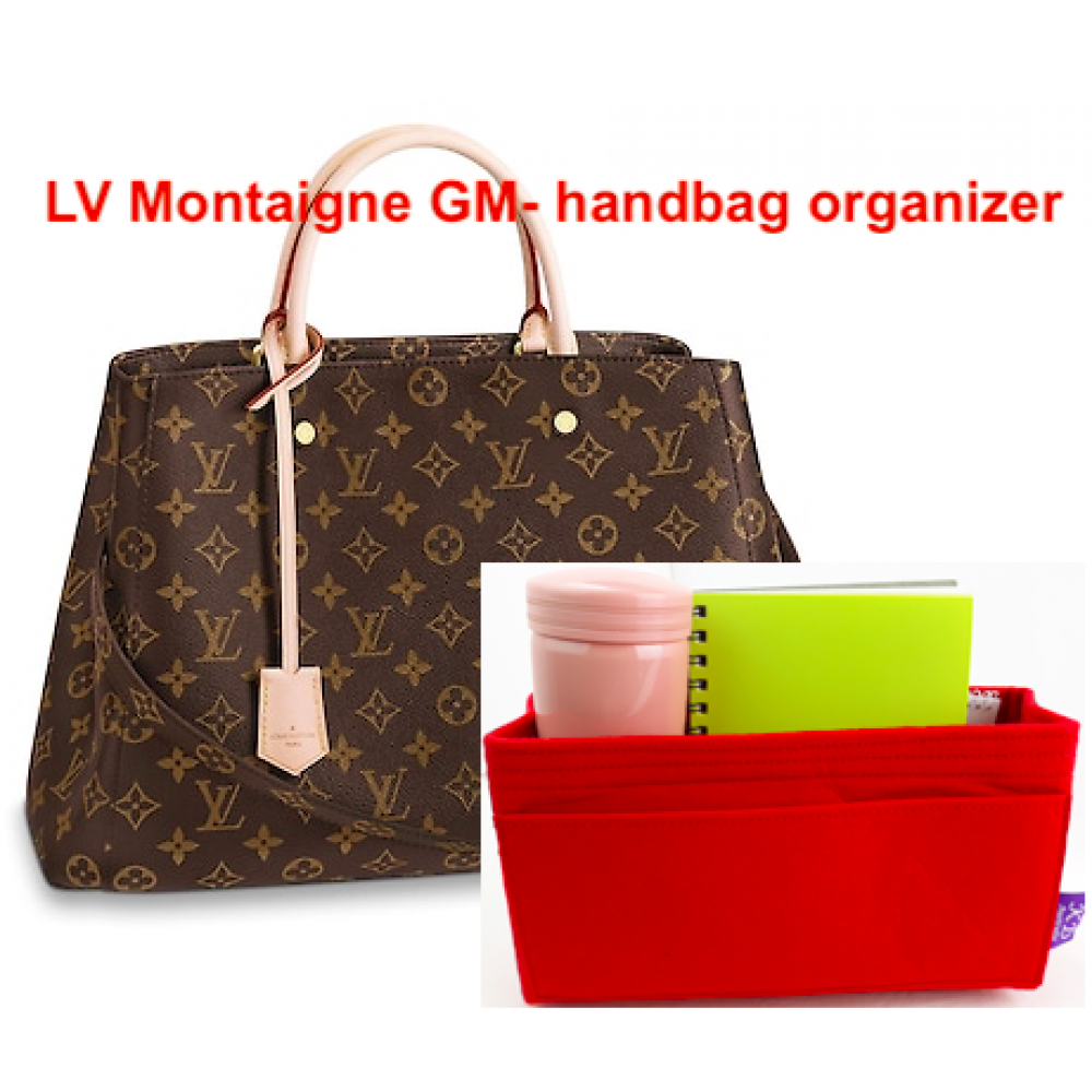 LV Montaigne GM - (Set - 2pieces)