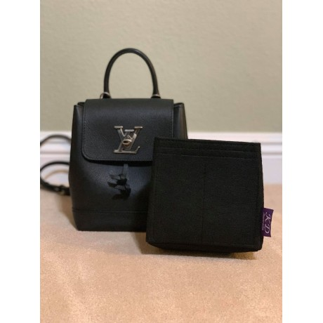 LV Lockme Backpack Mini