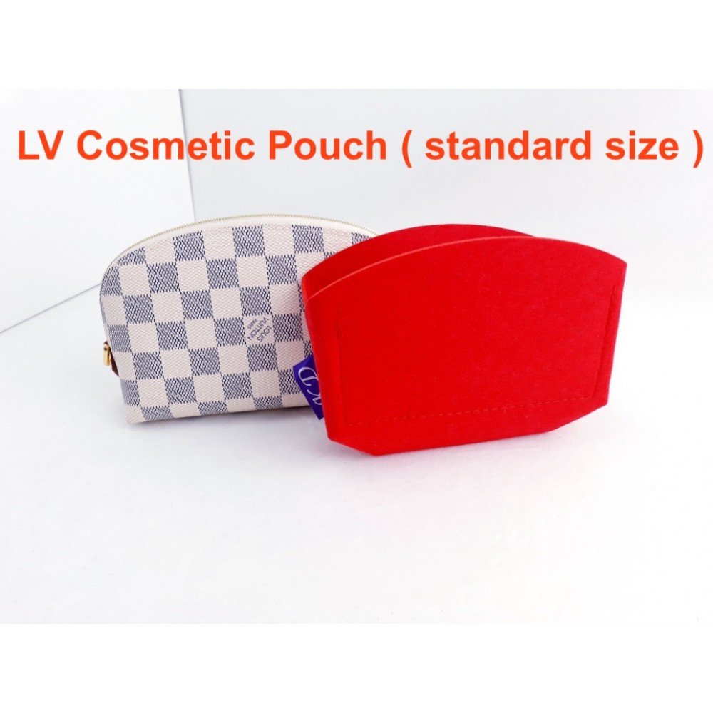 LV Cosmetic Pouch - Standard Size