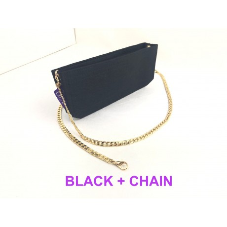 LV Sobe Clutch - With Grommets and Chain
