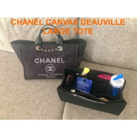 Chanel Canvas Deauville - Large tote bag