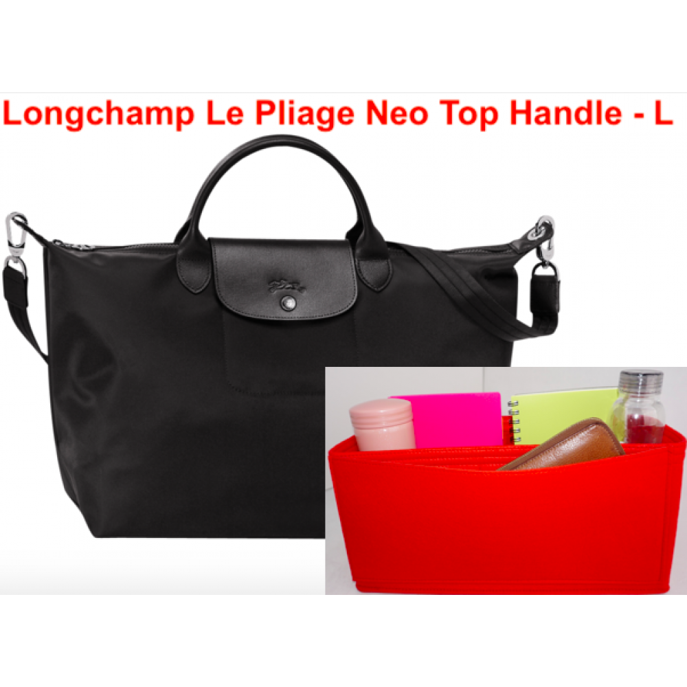 Longchamp Le Pliage Neo Top Handle - Large
