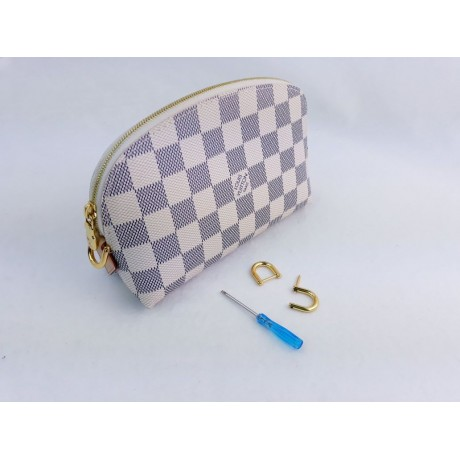 LV Cosmetic Pouch  ( D Ring ) for Standard and GM Pouch