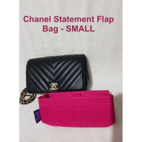 Chanel Statement Flap Bag - Small