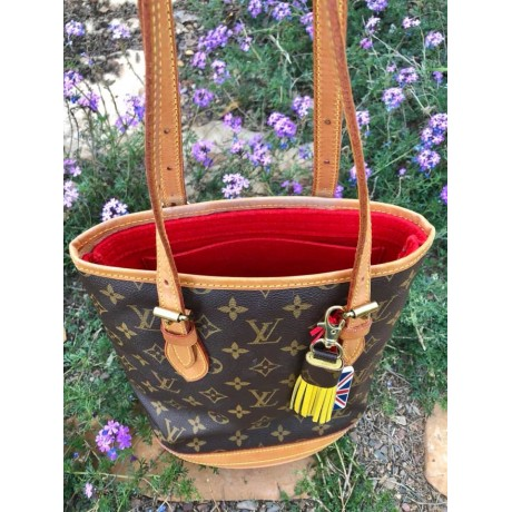 LV Bucket PM ( Petit Bucket ) - Full Height