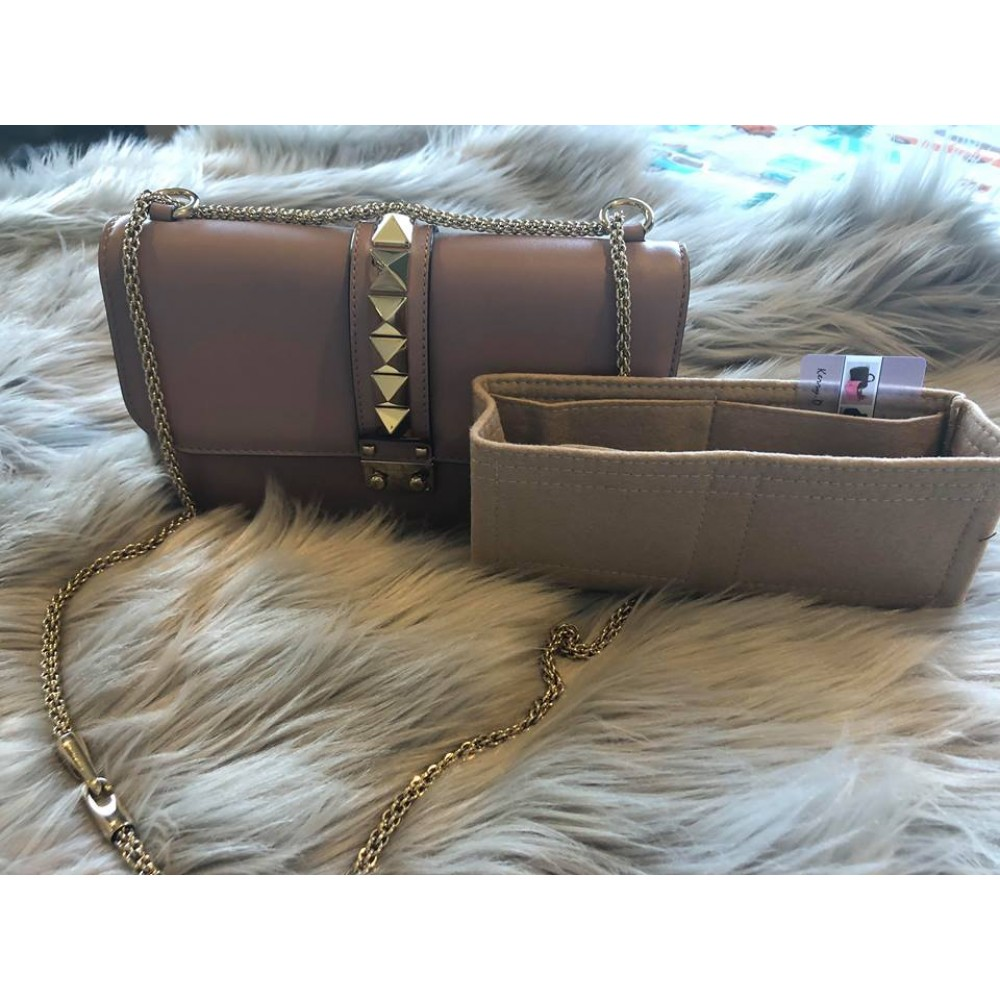 Valentino Chain Cross Body Bag