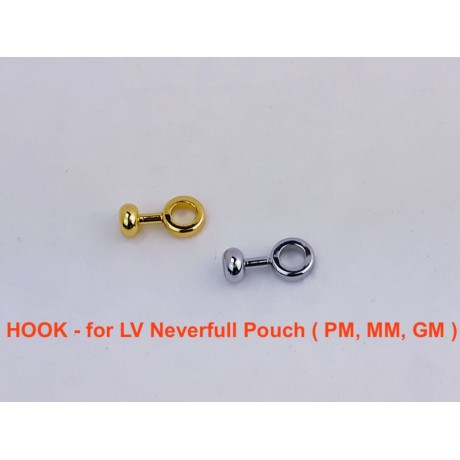 LV Neverfull Pouch ( for PM,MM or GM pouch ) Hook