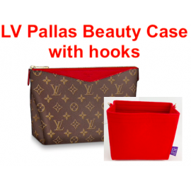 LV Pallas Beauty Case ( with Hooks )