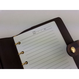 Notebook (Agenda) refill - MM size