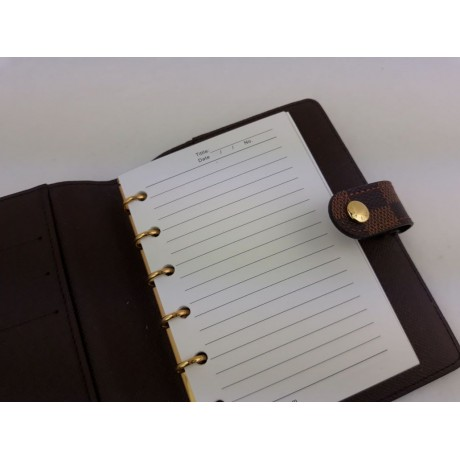 LV Agenda Small Ring (PM) Refill - Notebook (Agenda) refill - PM size