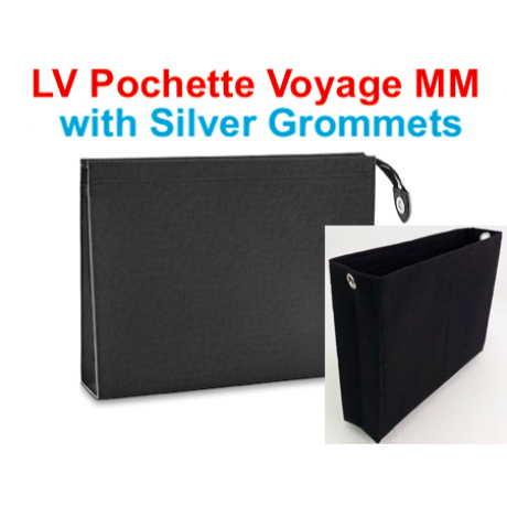 LV Voyage MM ( With Silver Grommets )
