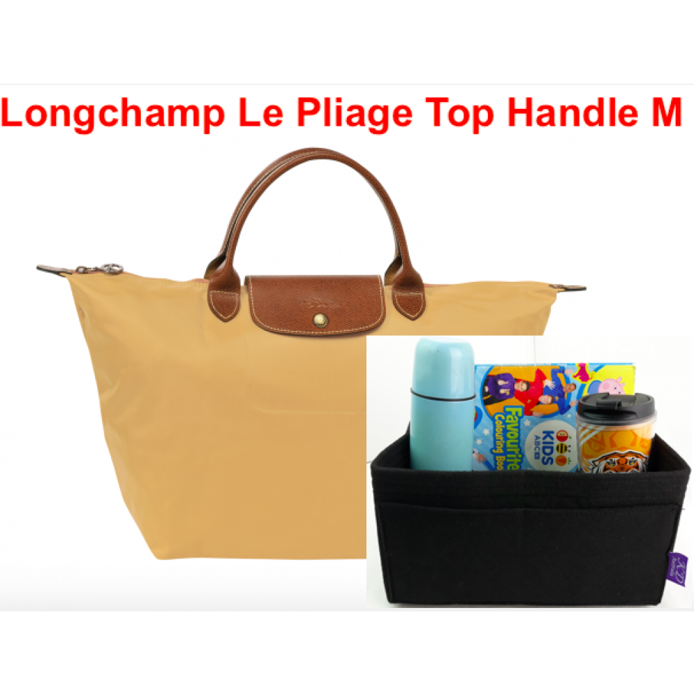 Longchamp Le Pliage Top Handle - Medium