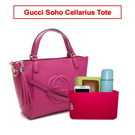 Gucci Soho Cellarius Tote