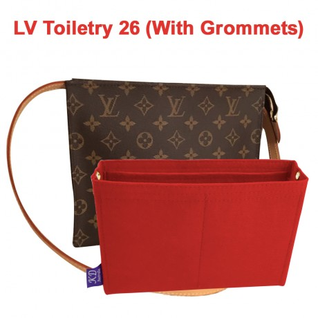LV Toiletry 26 ( With Grommets )